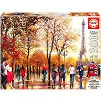 Educa Borras - Torre Eiffel - Puzzle 300 Piezas
