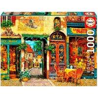 Educa Borrás - Puzzle 1000 Piezas - La Palette Notre Dame, Viktor Shvaiko