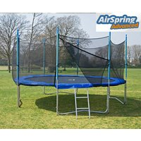 Airspring Advanced 12ft Trampoline Package