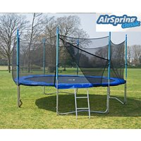 Airspring Classic 12ft Trampoline Package