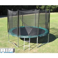Airtech Gold 10ft Trampoline Package