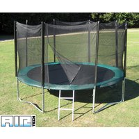 Click to view product details and reviews for Airtech Gold 12ft Trampoline Package.
