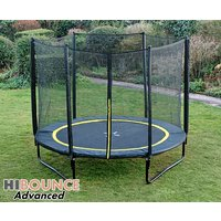 Hi-bounce Advanced 10ft Trampoline Package