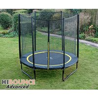 Hi-bounce Advanced 8ft Trampoline Package