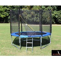 Acrobat Plus 10ft trampoline package