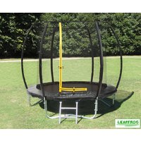 Click to view product details and reviews for Leapfrog 8ft Black Trampoline Package.
