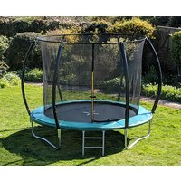 Leapfrog 10ft Green Trampoline Package