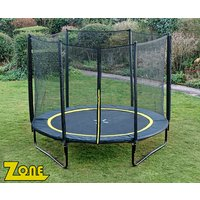 Zone 10ft trampoline package