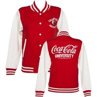 Women's Coca-Cola University Varsity Jacket - University Gifts