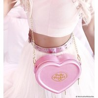 Pink Polly Pocket Heart Shaped Cross Body Bag - Polly Pocket Gifts