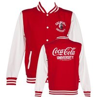 Men's Coca-Cola University Varsity Jacket - University Gifts