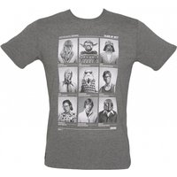 Men's Grey Marl Class Of 77 Star Wars T-Shirt from Chunk - Star Wars Gifts