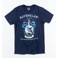 Men's Navy Harry Potter Ravenclaw Team Quidditch T-Shirt - Truffleshuffle Gifts