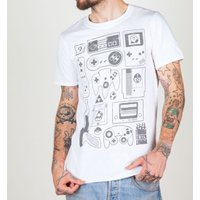 Men's Old School Gamer T-Shirt - Tshirt Gifts