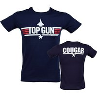 Men's Top Gun Cougar T-Shirt - Clothes Gifts