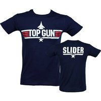 Men's Top Gun Slider T-Shirt - Clothes Gifts