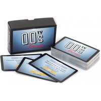 00s TV Trivia Cards - Tv Gifts