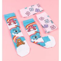 2pk Care Bears Socks - Bears Gifts