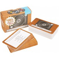 70's Music Trivia Cards - Music Gifts