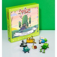 Adventure Time Treehouse Enamel Pin Badge Set - Adventure Time Gifts