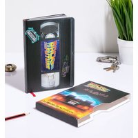 Back to the Future VHS Notebook - Notebook Gifts