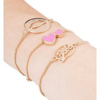 Barbie Set Of Three Stacking Bracelets - Barbie Gifts