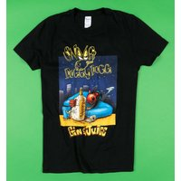 Black Snoop Doggy Dogg Gin and Juice T-Shirt - Truffleshuffle Gifts