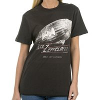 Charcoal Led Zeppelin Dazed & Confused T-Shirt from Amplified - Led Zeppelin Gifts