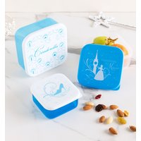Cinderella Set Of Three Snack Boxes from Funko - Truffleshuffle Gifts
