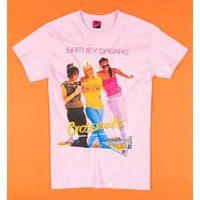 Crossroads Movie Poster Light Pink T-Shirt - Movie Gifts