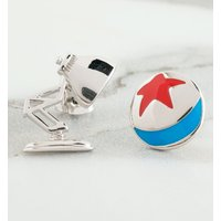 Disney Pixar Lamp and Ball Mismatched Stud Earrings - Jewellery Gifts