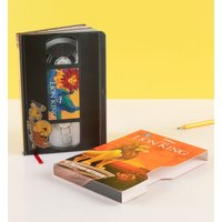 Disney The Lion King VHS Notebook - Lion King Gifts