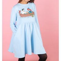 Disney The Little Mermaid Kiss The Girl Sweater Dress from Cakeworthy - Sweater Gifts