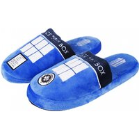 Doctor Who TARDIS Slippers - Slippers Gifts