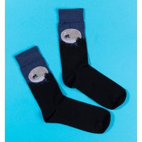 Organic E.T. Moon Socks from Dedicated - Truffleshuffle Gifts