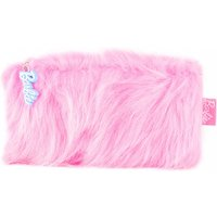 Fluffy Pink Barbie Make Up Bag from Mad Beauty