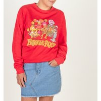 Fraggle Rock Group Red Sweater - Sweater Gifts