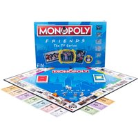 Friends Monopoly Game Set - Game Gifts