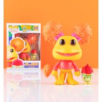 Funko Pop! Fraggle Rock Red Vinyl Figure - Rock Gifts