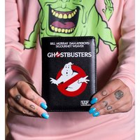 Ghostbusters VHS Passport Holder from Cakeworthy - Passport Gifts