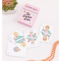 Golden Girls Playing Cards - Playing Cards Gifts