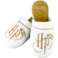 Harry Potter Golden Snitch Slippers - Slippers Gifts