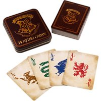Harry Potter Hogwarts Playing Cards - Playing Cards Gifts