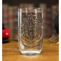 Harry Potter Hogwarts Shaped Glass - Glass Gifts