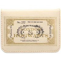 Harry Potter London To Hogwarts Travel Pass Holder - London Gifts