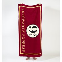 Harry Potter Platform 9 3/4 Beach Towel - Beach Gifts