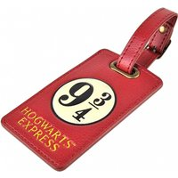 Harry Potter Platform 9 and 3/4 Luggage Tag - Harry Potter Gifts