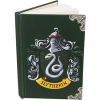 Harry Potter Slytherin Crest A6 Notebook - Harry Potter Gifts