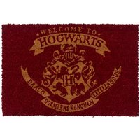 Harry Potter Welcome To Hogwarts Door Mat - Harry Potter Gifts