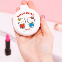 Hello Kitty Compact Mirror and Brush